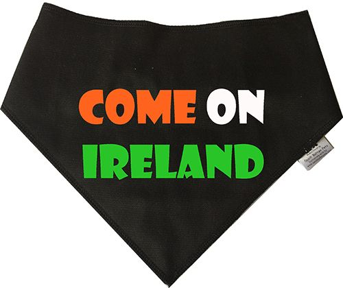Come On Ireland Dog Bandana